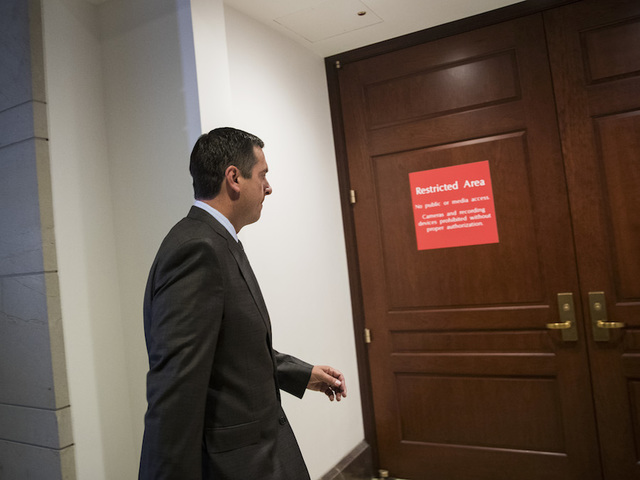 House Intel Panel Votes to Release Secret Russia Memo