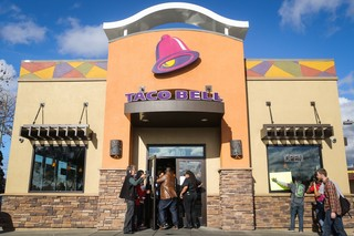 Taco Bell cashier out after using racial slur