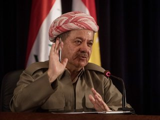 Leader of Iraqi Kurdish region steps down