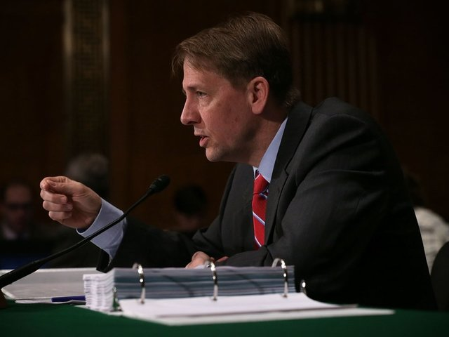 CFPB Director Cordray To Resign After Turbulent Tenure