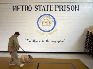 Majority of women prisoners are abuse survivors