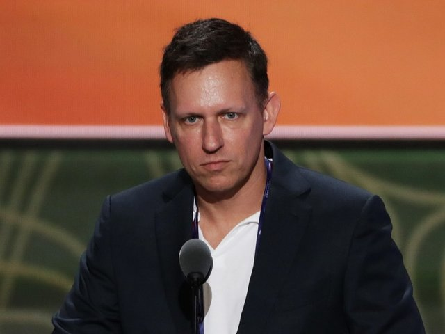 Peter Thiel out at influential Silicon Valley startup firm