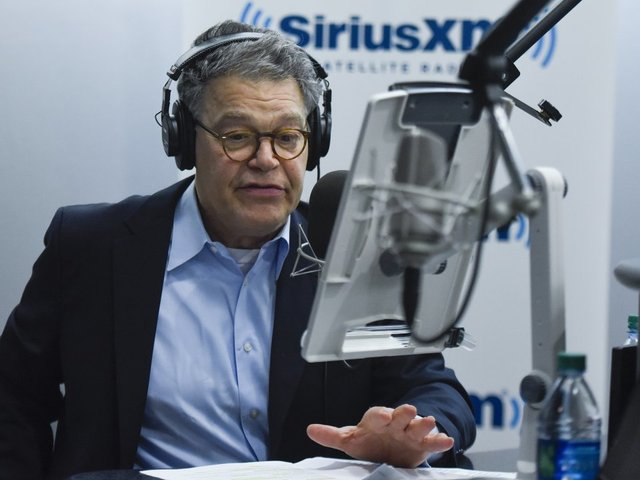 Army vet says Franken groped her in 2003