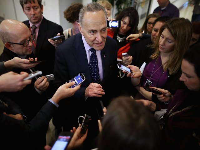 Pelosi, Schumer Say Trump Has Asked for New Meeting