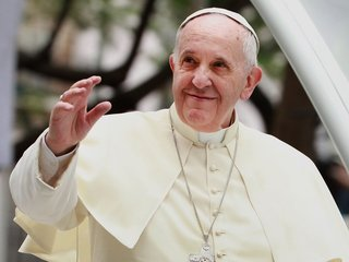 Pope: Live holy live in whatever you do