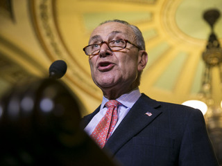 Schumer reports fake complaint to Capitol Police
