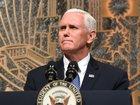 Pastor speaks on Trump during V.P. Pence's visit
