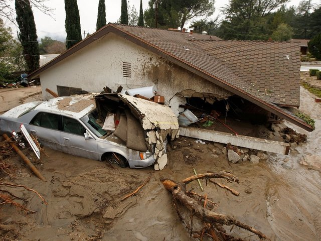 Several killed in Southern California mudslide