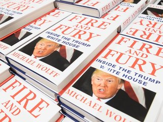 'Fire and Fury' could become a TV show