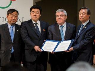 IOC approves North Korea for Winter Olympics