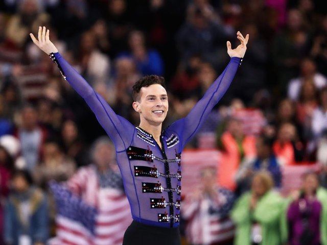 Gay Olympian Adam Rippon shoots down Pence's offer to talk