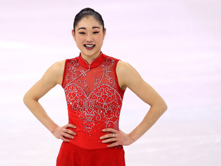 Mirai Nagasu makes history in triple axel