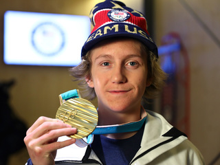 Town changes name to honor gold medalist