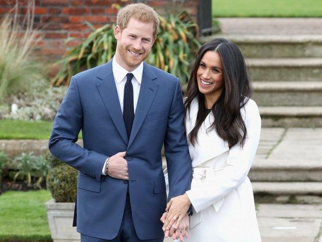 Prince Harry and Meghan Markle's wedding cake designer revealed