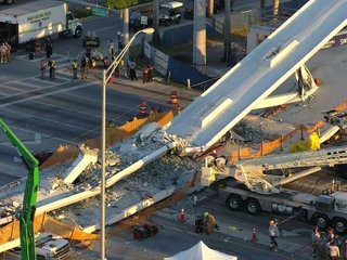 3 bodies recovered from Florida bridge collapse