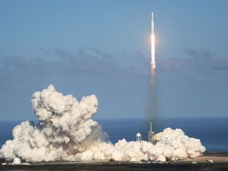 Space station accepts special delivery from VA