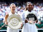 Kerber beats Williams to win 1st Wimbledon title