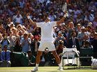 Djokovic breezes past Anderson to win Wimbledon