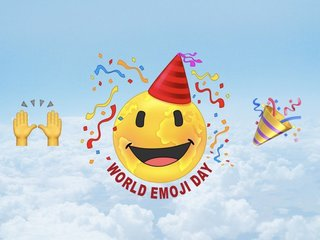 'World Emoji Day' is global for a reason