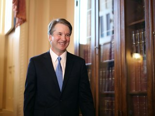 Kavanaugh denies second sexual misconduct claim
