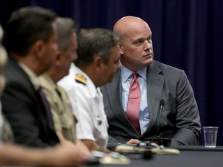 DOJ: Whitaker can legally serve as acting AG